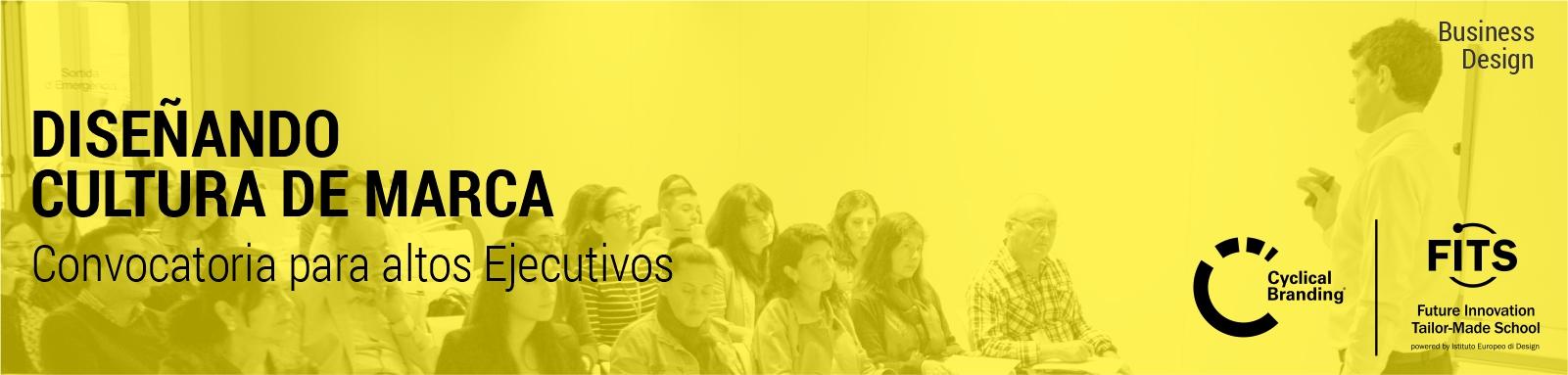 Diseñando Cultura de Marca, un curso para altos ejecutivos en LATAM