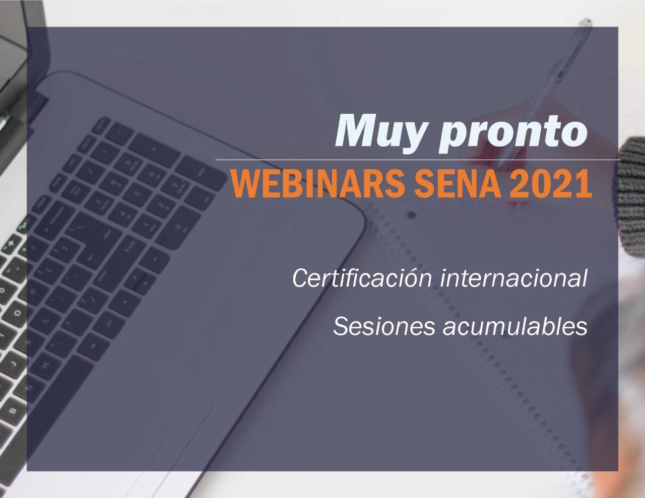 Webinar Sena 2021